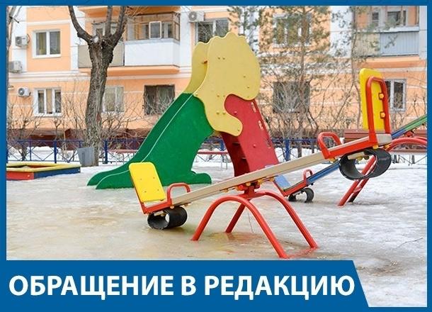 Дети могут стать калеками на всю жизнь, - волгоградка об опасной площадке рядом с домом Павлова