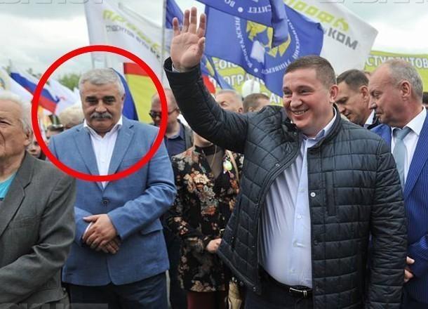 1-ый вице-губернатор Волгоградской области ушел вотставку