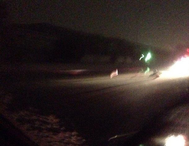 ВВолгограде нашоссе Авиаторов насмерть сбили пешехода, шофёр исчез