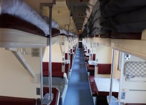 ВВолгограде появятся новые пассажирские вагоны свидеонаблюдением