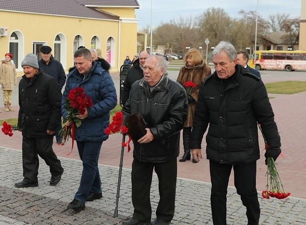 Андрей Бочаров рано утром уехал в Калач-на-Дону