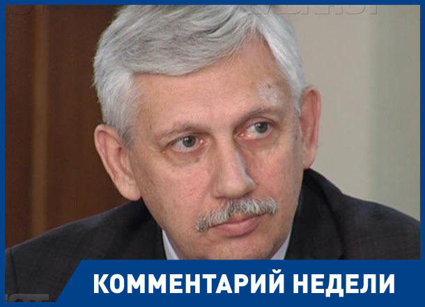 За пенсионную реформу облдума голосовала, чтобы сохранить мандаты, – волгоградский депутат Михаил Таранцов