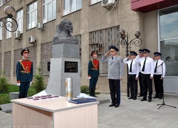 Волгоградское УФСБ празднует 100-летие