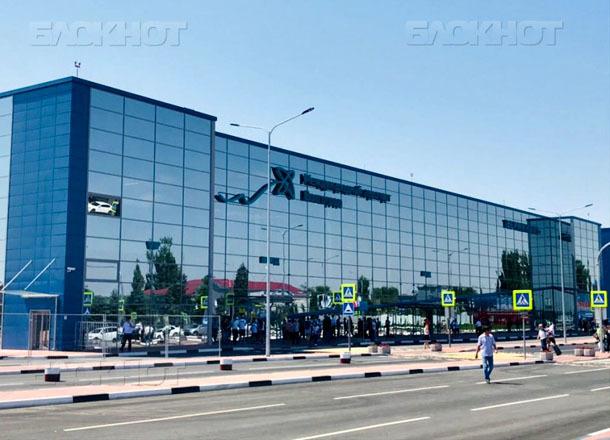 Источник опасных инфекций искали в аэропорту Волгограда во время ЧМ-2018