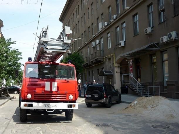 Эвакуированных из-за пожара в «Конфетках-Бараночках» постояльцев гостиницы «Волгоград» вернули в номера