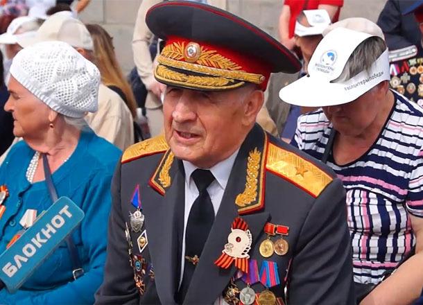 «Блокнот Волгограда» публикует напутствие ветеранов наследникам Победы