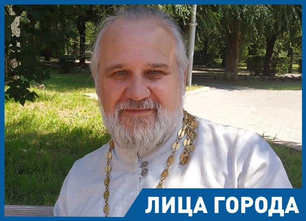 Однажды ко мне на исповедь пришел киллер, - волгоградский священник Олег Кириченко