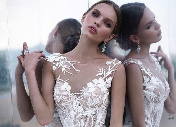 Удобство и грация: платья свадебного шоу-рума Brideberry сделают любую невесту неповторимой