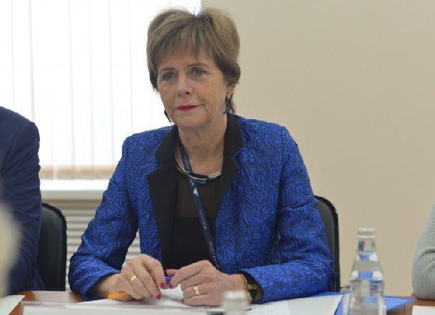 Посол Исландии Берглинд Асгейрсдоттир прибудет в Волгоград 22 июня