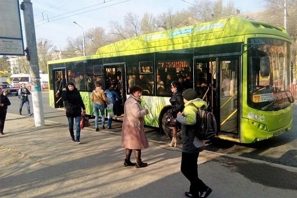 Единый электронный проездной начал действовать с1мая вВолгограде