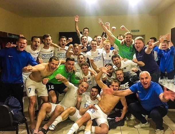 «Ротор-Волгоград» стал самой результативной командой ПФЛ