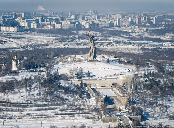 Снегопады иметель обрушатся наВолгоградскую область ввыходные— МЧС