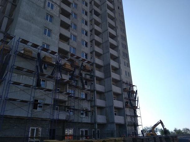 Еще 60 млн рублей отправились из волгоградского бюджета на спасение очередного долгостроя