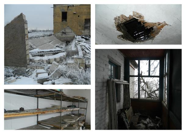 Волгоградские сталкеры сняли на видео последствия работы склада геофизики