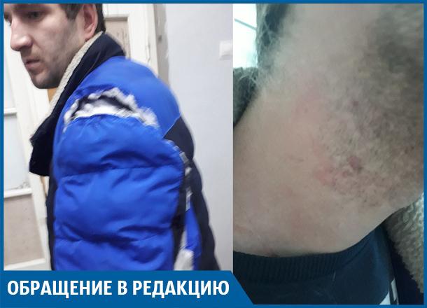 Травматолог избивал и душил моего брата в поликлинике №1, - волгоградец