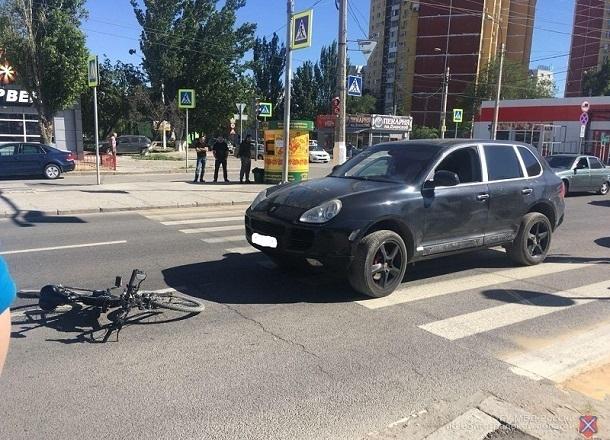 В Волгограде и Волжском подрезали двух сорокалетних велосипедистов: есть пострадавшие