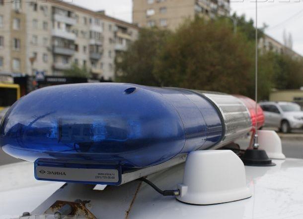Горе-водитель обвинил главу ГИБДД в наезде и покусал полицейского в Волгоградской области