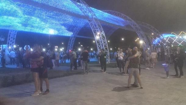 Волгоградцы не вдохновились концертом «Спасибо за поддержку»