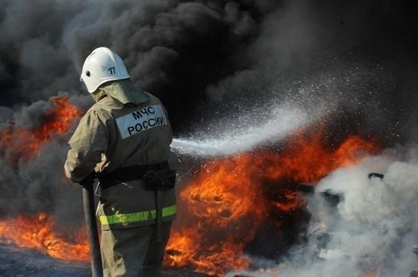 13 пожаров вспыхнули за минувшие сутки в Волгоградской области