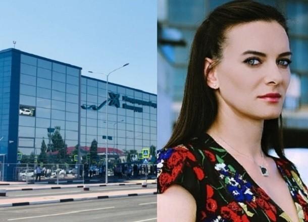 Волгоградка Елена Исинбаева отреклась от названия аэропорта в её честь