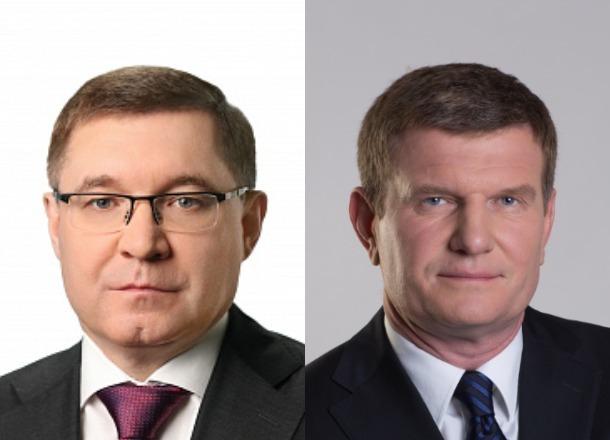 Министр строительства России Владимир Якушев ответил на все вопросы волгоградского промышленника Олега Савченко