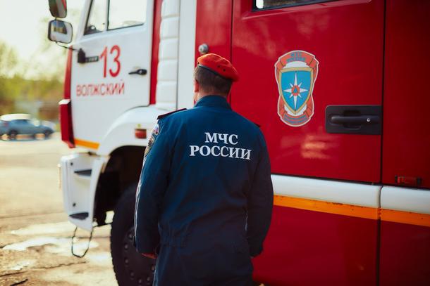 3 машины сгорели из-за технических неисправностей в Волгоградской области