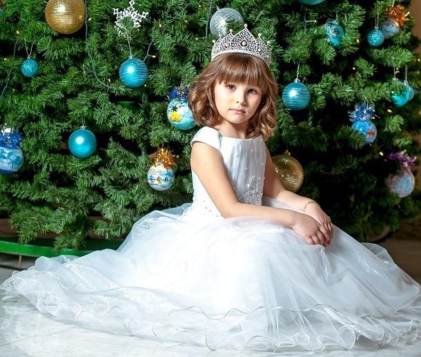 Самой красивой девочкой России признали 6-летнюю малышку из Дубовки