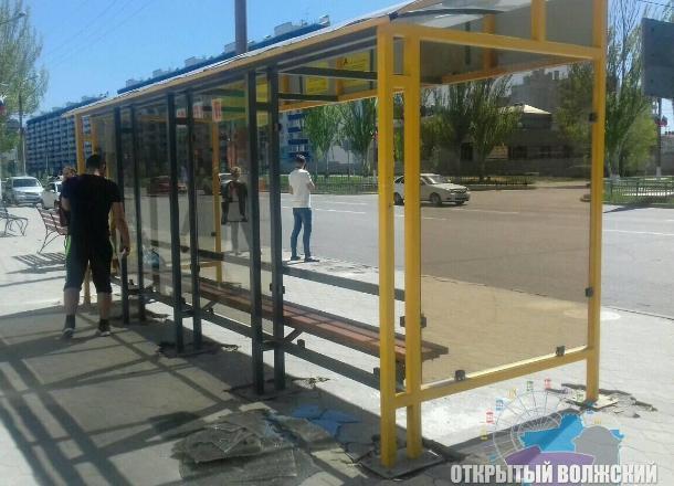 14 новых остановок появятся в Волжском