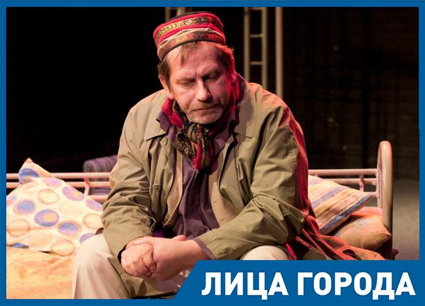 Два раза в моей жизни пролетал ангел, - ведущий артист Волгоградского молодежного театра Игорь Мишин
