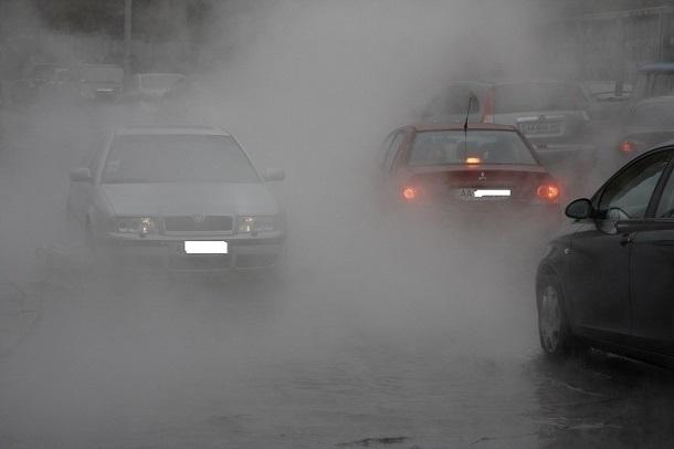 Волгоградцы сообщают о сбитой в тумане женщине