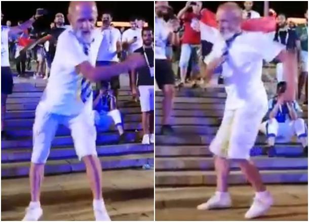 Затмивший «танцующего миллионера» харизматичный пенсионер в прямом эфире «Блокнота Волгограда»