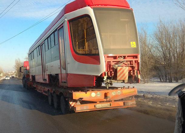 Волгоградцы назвали новые трамваи «Усть-Катавским дном»