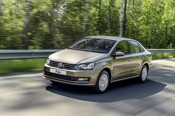 Volkswagen Polo – экономичный комфорт