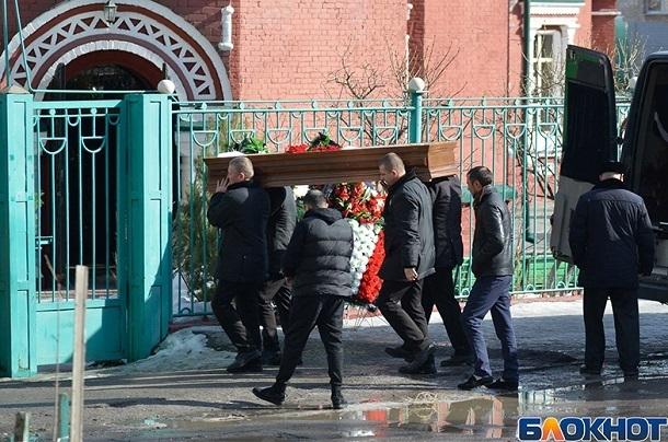 В Казанском соборе прошло отпевание 19-летнего волгоградца, убитого у ночного клуба Loft