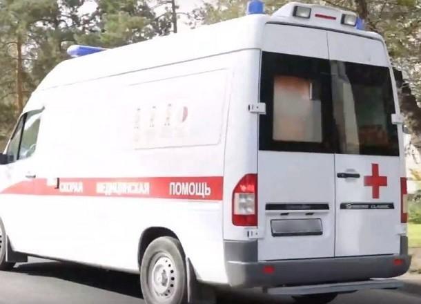 20-летнюю волгоградку на тротуаре сбила «семерка» после столкновения с Daewoo