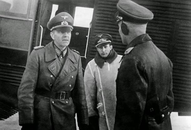 30 января 1943 года – накануне поражения под Сталинградом Гитлер присвоил Паулюсу звание генерал-фельдмаршала