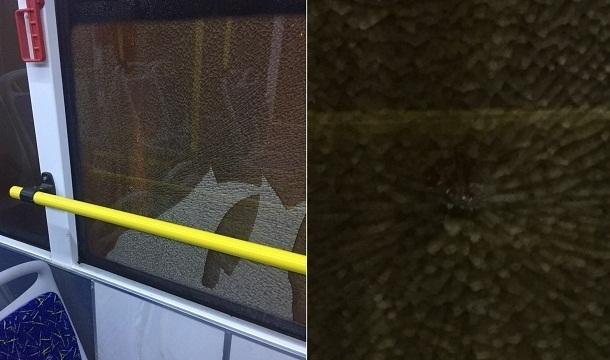 МВД: Вавтобус №21 вВолгограде изоружия нестреляли