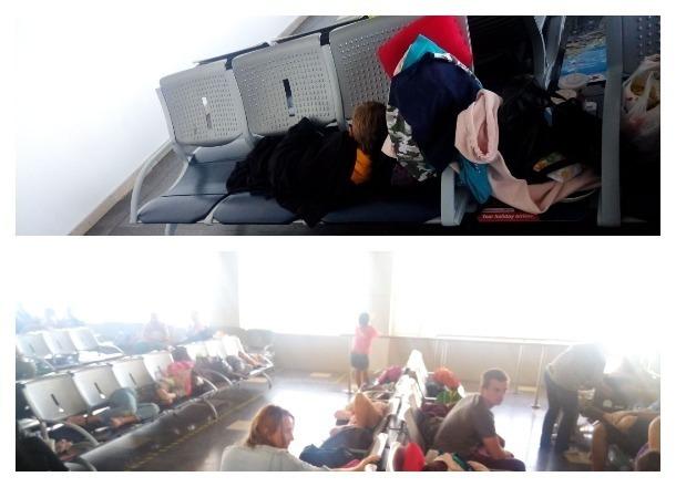 220 волгоградцев не выпускают из аэропорта в Турции