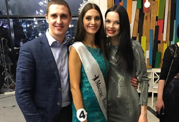Многодетная мать одолела вконкурсе «Миссис-Волгоград 2017»