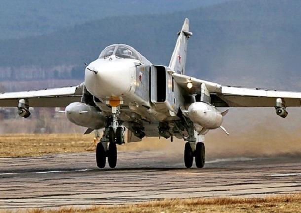 ВКалачевском районе Су-24 19ноября пролетят помаршруту времен войны