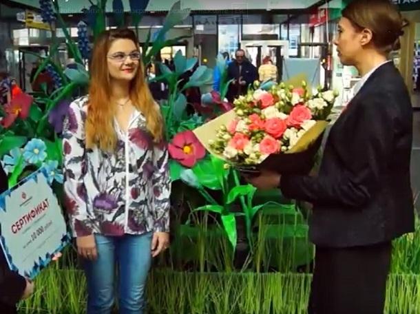 Я одену всю свою семью, — победительница конкурса «Подарки любимым с «Торгушкой»!