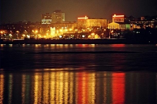 Частная компания подсветит Волгоград за 1 млрд бюджетных рублей