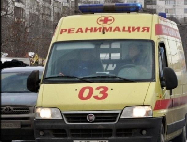 Наюге Волгограда пенсионер отпилил «болгаркой» себе ногу