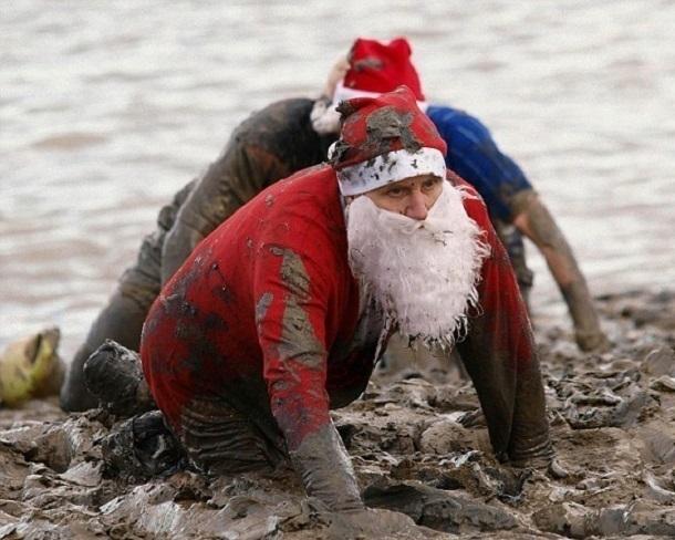 Волгоград продолжает таять накануне Нового года
