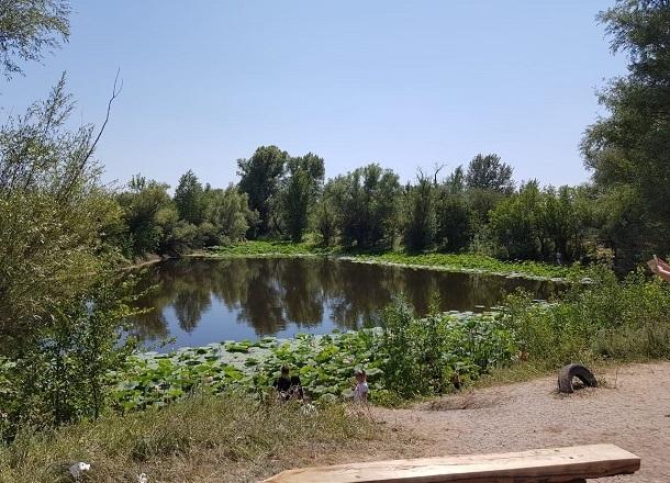 Тело жителя Калмыкии обнаружили на озере под Волгоградом