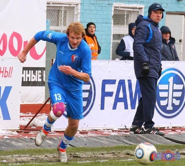 Роторовец Денис Дорожкин уехал в Армению