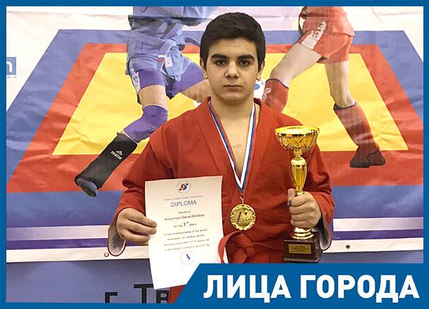 Не вижу ничего плохого в боях за деньги, - 13-летний чемпион по боевому самбо из Волгограда