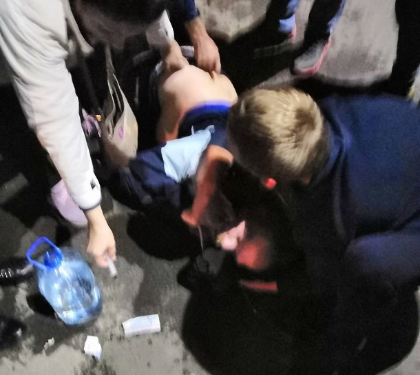 Больше 20 волгоградцев устроили массовую драку в центре города