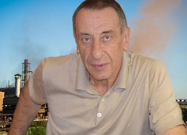 Заслуженный металлург незалежной Украины возглавит «Красный Октябрь» по согласованию с губернатором