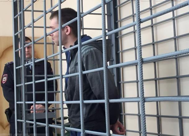 14 лет в колонии строго режима проведет убийца волгоградского контрактника Марк Нарцев